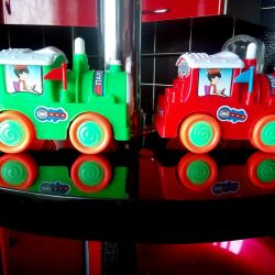 TOY OF TRUCK