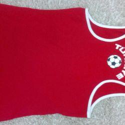 T-shirt Turkey Futbol