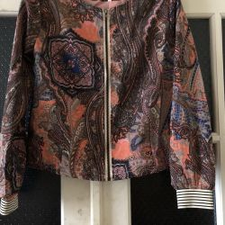 Куртка ветровка женская 46 размер