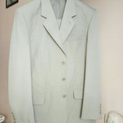 Erkek takım elbise Roberto Vins 176/50