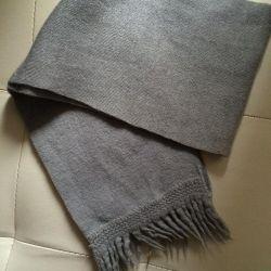 Детский шарфик, шерстяной