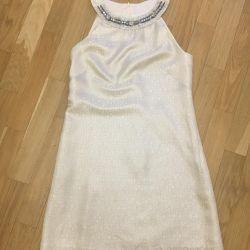 Abs gece elbisesi