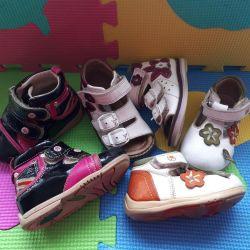 Обувь 18 размер