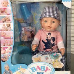 Διαδραστική κούκλα μωρών.