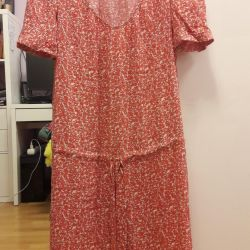 Платье летнее 44-46 размер