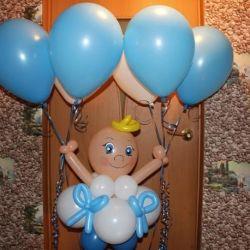 Κάνοντας μπαλόνι εκχύλισμα από το νοσοκομείο