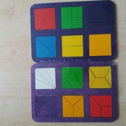 Τετράγωνα από τη μέθοδο Nikitin