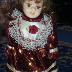 Коллекционерам кукла.