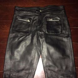 Leather breeches new