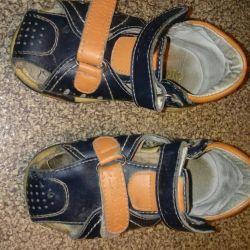 Sandal Tale