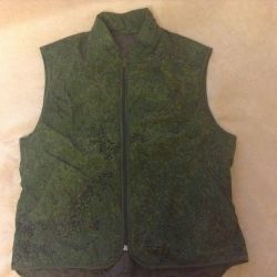 Military vest (warmed).