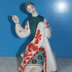 Figurină din porțelan Broderie 1