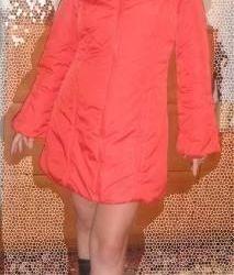 Warm coat jacket