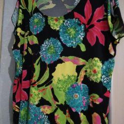Summer blouse, r.60-62
