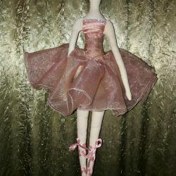 Doll tilda ballerina