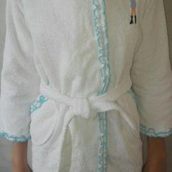 Φορέστε μπουρνούζι