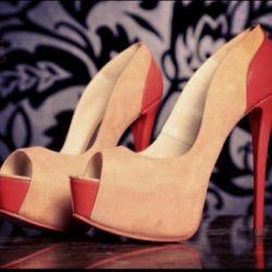 Брендовые туфли ручной работы