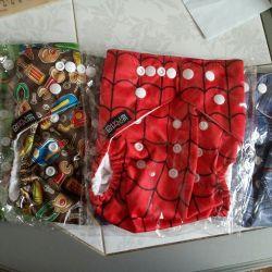 Super Economy Diaper Option