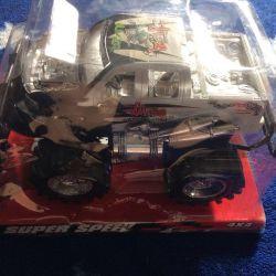 Jeep inertial