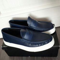 New men's slipona. JOYKS Size 43