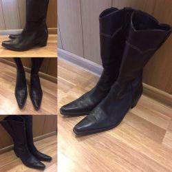 ECCO women's boots demi-season