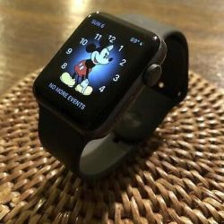 Apple Watch Series 3 (GPS, 42 мм)