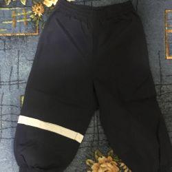 Мембранные штаны 92 размер