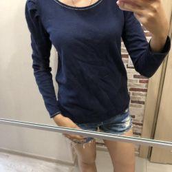 Bumbac bumbac promod și bluză de bumbac