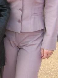 Trouser suit 48p