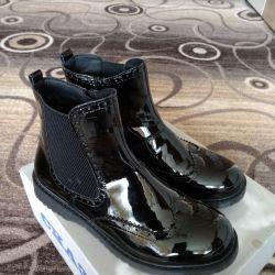 Boots demi-season size 37