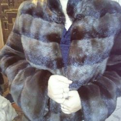 I will sell a mink coat