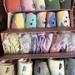 Kız Çocuk Çorapları