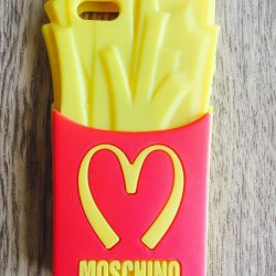 MOSCHINO original iPhone caz