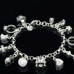 New Bracelet (925 Silver)