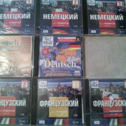 Yabancı Dil Diskleri