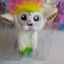 Wrapples white (unicorn)