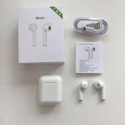 Căști mini wireless I8