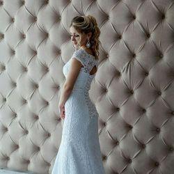 Mărimea rochiei de mireasă 40-46
