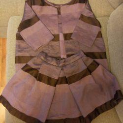 Costume for schoolgirls