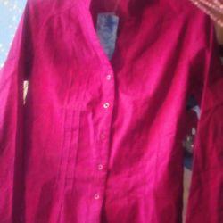 Γυναικεία μπλούζα 95% βαμβάκι, καινούρια