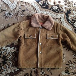 Jacket velveteen
