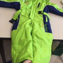 Jacket Jumpsuit Winter
