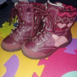 Boots boots demi-season