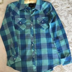 Cotton Rails Shirt, xs