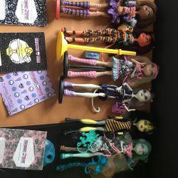 Doll Monster High