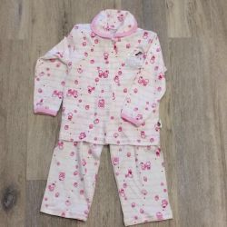 Pajamas on the girl growth 92-98