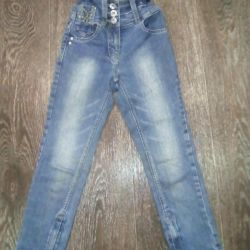 Jeans for 116cm