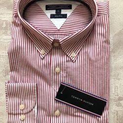 Рубашка Tommy Hilfiger разных цветов
