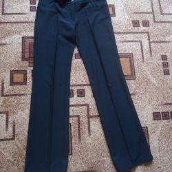 Düz pantolon