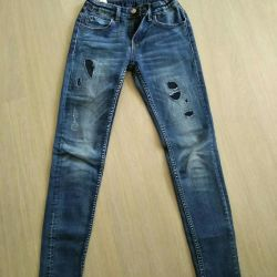 Jeans for the girl